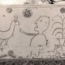 Carved Slate from quarryman Dyffryn Ogwen